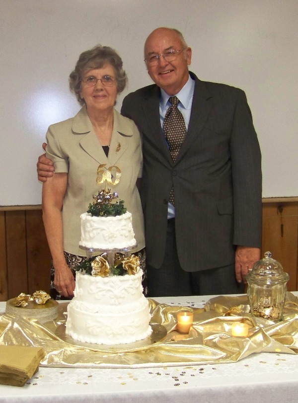 Monte & Crystal Jones' 50th Wedding Anniversay