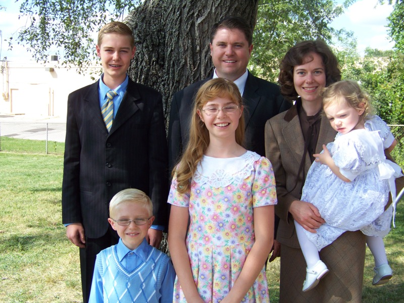 The Charles Seadschlag Family